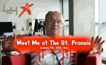 January 9, 2012 - Meet Me At The St. Francis